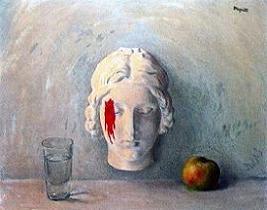 Renè Magritte - Memoria, 1945
