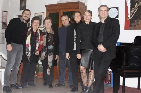 Salvatore Maligno, Leonor Ravizza, Rosa Rodriguez, Lello Saracino, Patrizia Pavoncello, Giuditta Pulcinella, Luigi Francalanza