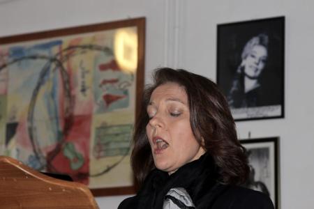 mezzosoprano: Patrizia Pavoncello