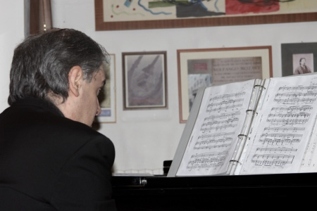 Pianista: Luigi Francalanza