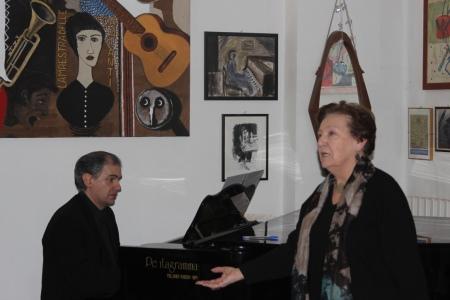 Rosa Rodriguez e Luigi Francalanza